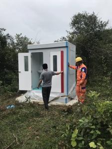 Cho thuê nhà vệ sinh tại Gia Lai