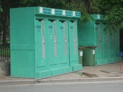 Cho thuê nhà vệ sinh tại Hà Nội