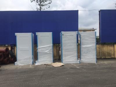 Cung cấp nhà vệ sinh di động tại mỏ than Hà Tu