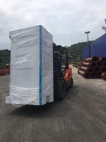 Cung cấp nhà vệ sinh di động tại Quảng Ninh