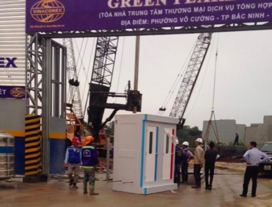 Cung cấp nhà vệ sinh tại Bắc Ninh