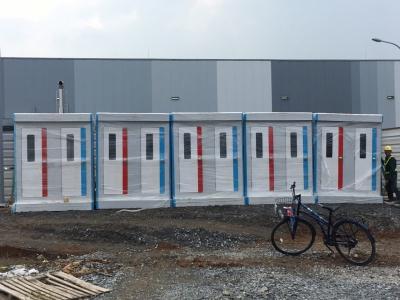 Cho thuê nhà vệ sinh di động tại Bình Dương