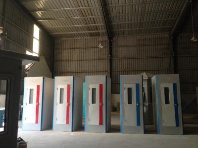 Cho thuê nhà vệ sinh di động tại Bến Tre
