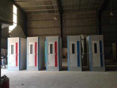 Cho thuê nhà vệ sinh di động tại Bắc Giang