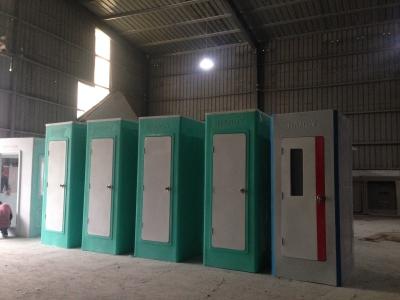 Cho thuê nhà vệ sinh di động tại Cà Mau