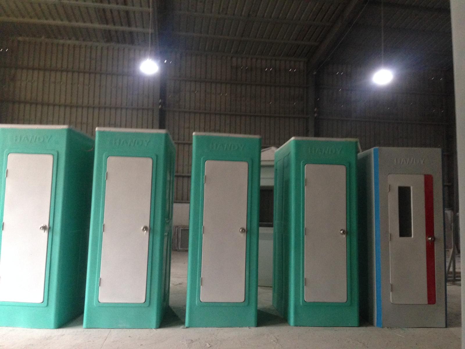 Cho thuê nhà vệ sinh di động tại Cao Bằng