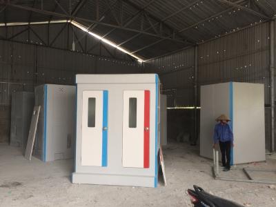 Cho thuê nhà vệ sinh di động ở Bình Dương