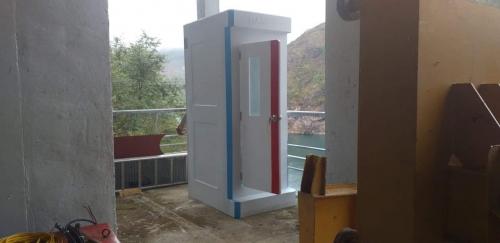 Nhà vệ sinh cho thuê tại Sơn La