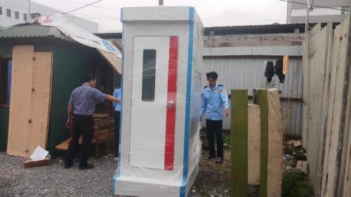 Cho thuê nhà vệ sinh tại Phú Thọ