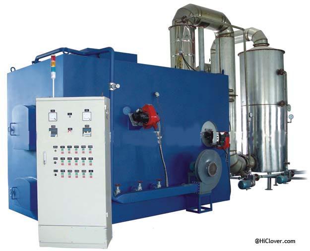Thiết bị thu gom & xử lý chất thải rắn