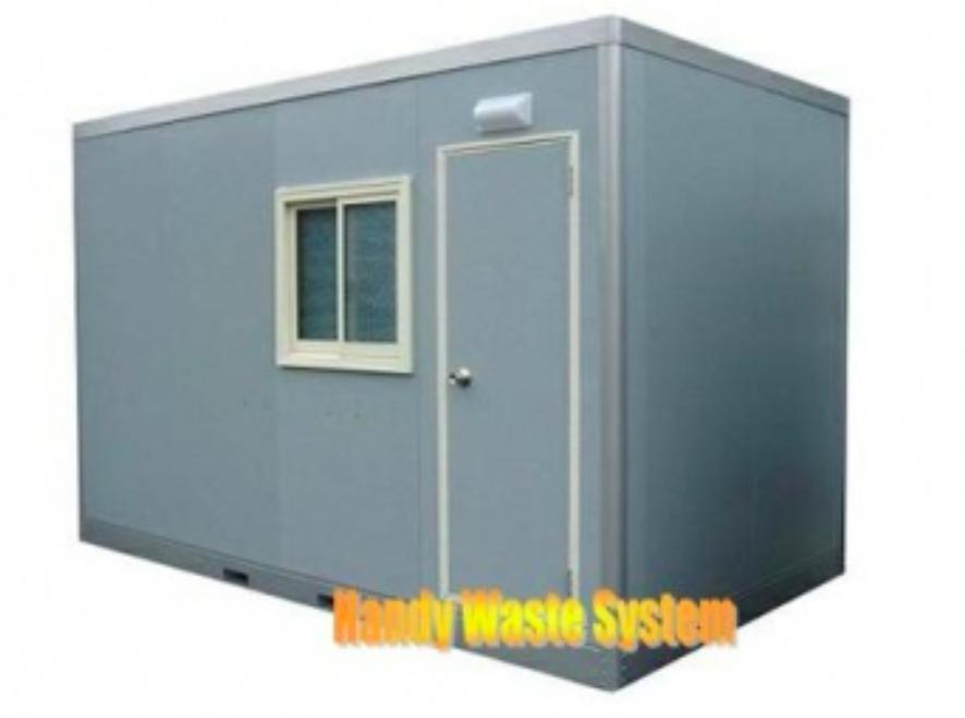Nhà vệ sinh công cộng 4 buồng