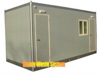 Nhà vệ sinh công cộng di động 5 buồng