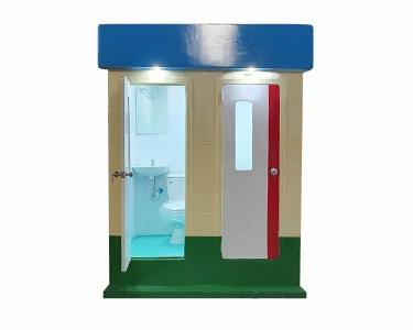 Nhà vệ sinh công cộng Vinacabin