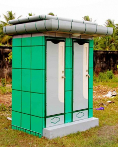 Nhà vệ sinh công cộng 2 phòng