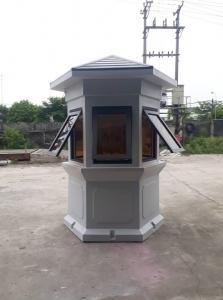 Hệ thông cửa nhà bảo vệ lục giác VINACABIN