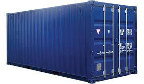 Container khô chất lượng còn trên 80%