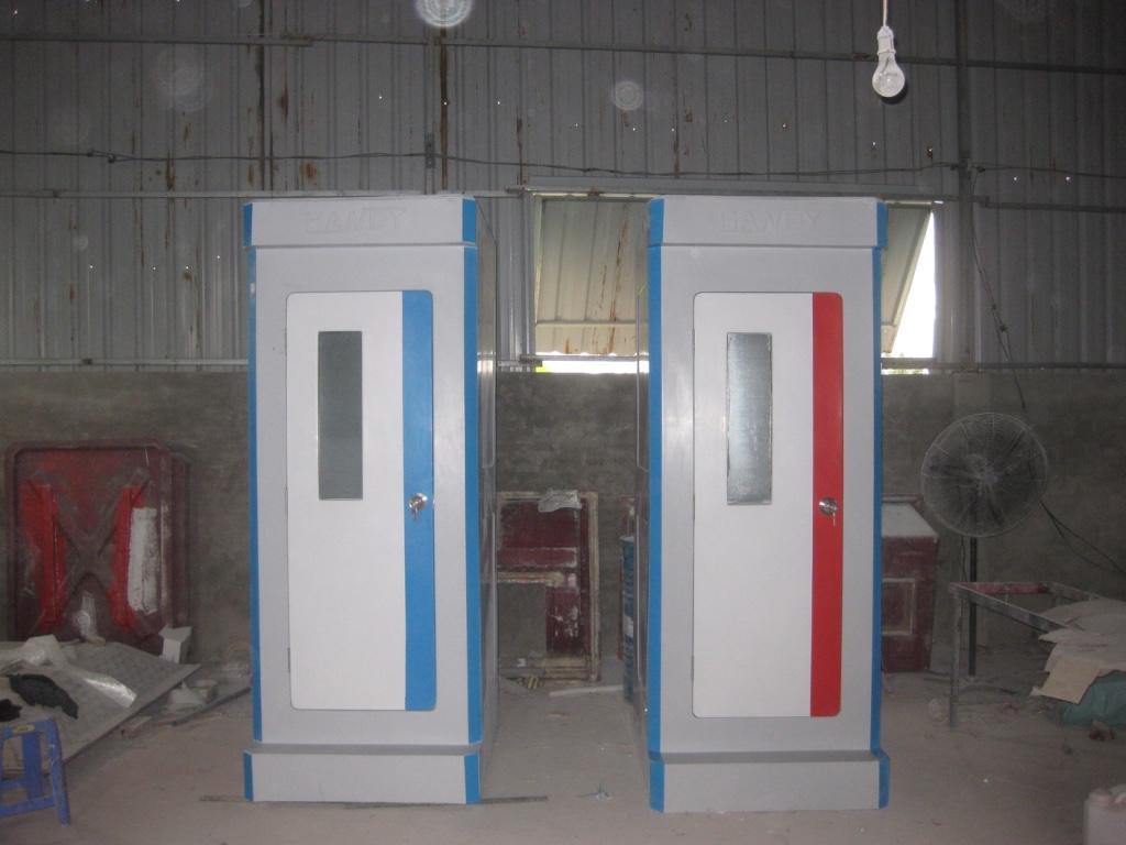 Nhà vệ sinh di động H17.2
