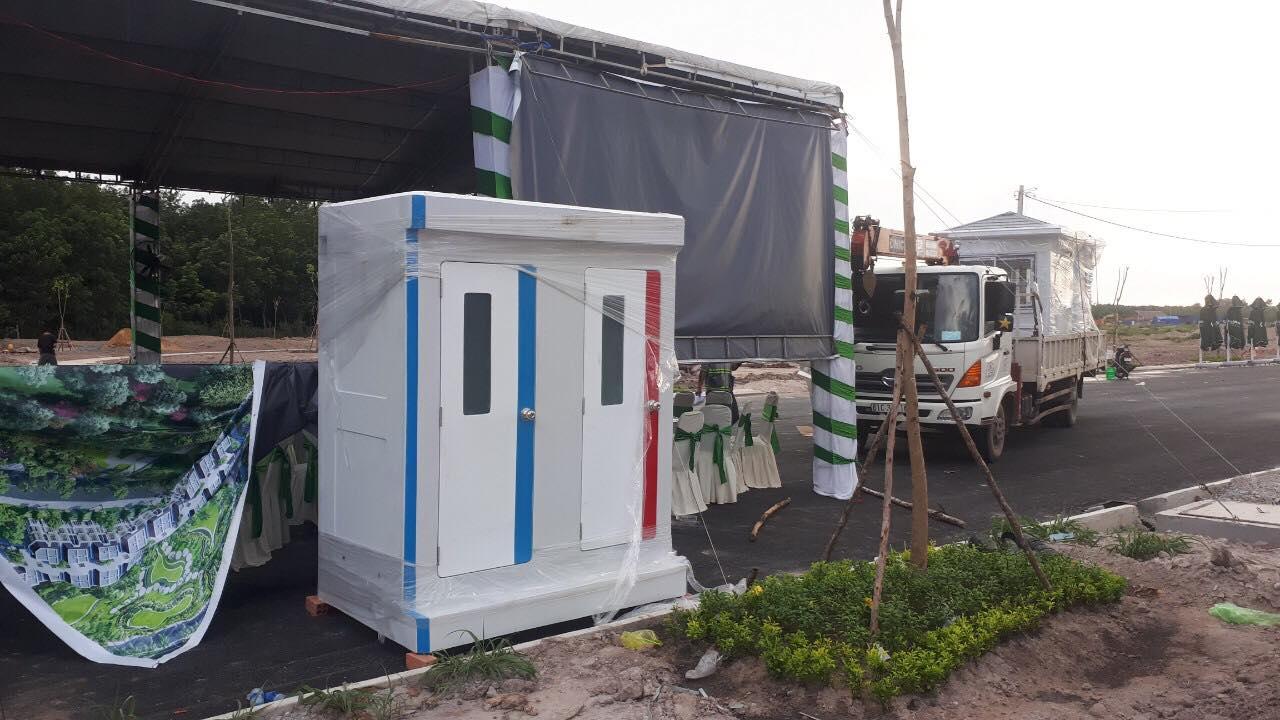 Cung cấp nhà vệ sinh di động sự kiện
