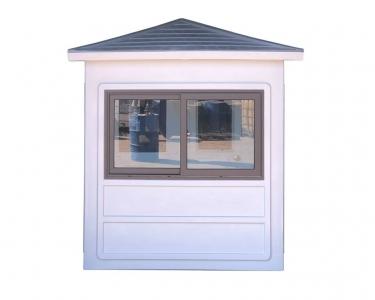 Cửa sổ kính 4 mặt dễ quan sát bên ngoài
