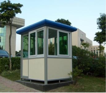 Chốt bảo vệ khung thép kích thước 1.8x1.8m