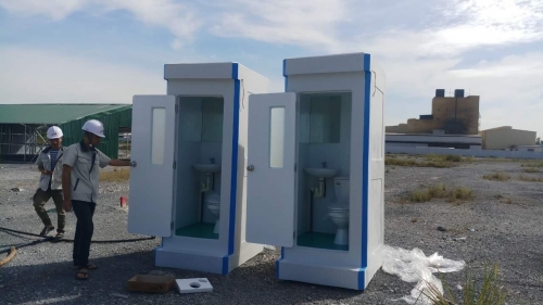 Thân vỏ có độ bền cao và các thiết bị vệ sinh bên trong cũng sử dụng loại cao cấp
