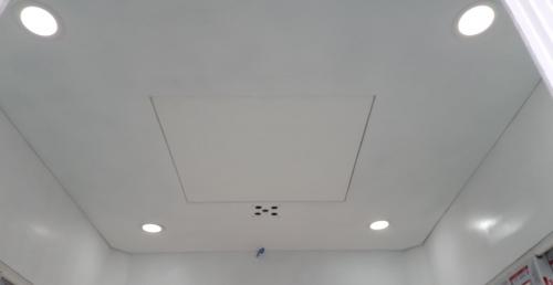 Hệ thống chiếu sáng đèn Led dowlight