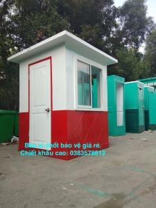 Bán cabin bảo vệ chiết khấu cao