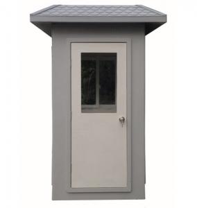Cabin nhà bảo vệ cỡ nhỏ