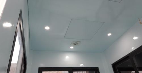 Đèn dowlight âm trần, hệ thống điện âm tường
