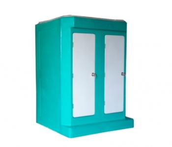 Nhà vệ sinh lưu động đôi VINACABIN V17.2