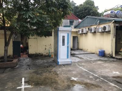 Cho thuê nhà vệ sinh di động cao cấp