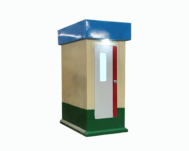 Cabin phòng tắm di động đơn V18.1S
