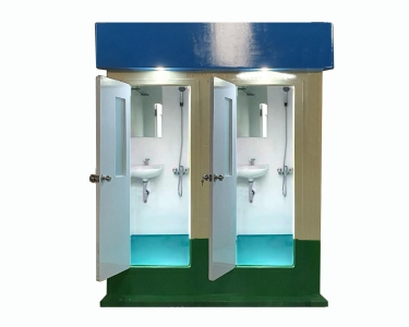 Nhà tắm di động đôi V18.2