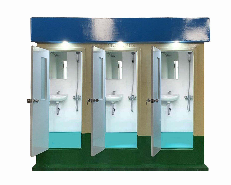 Nhà tắm công cộng di động V18.3S