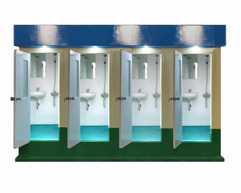 Phòng tắm công cộng di động Vinacabin V18.4S